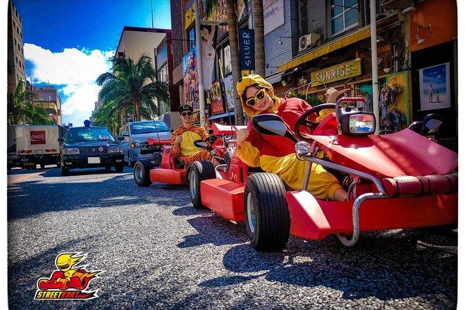 Official Street Go-Kart Tour - Okinawa Shop