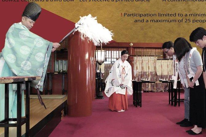 Discovering Shinto in Kanda Myoujin