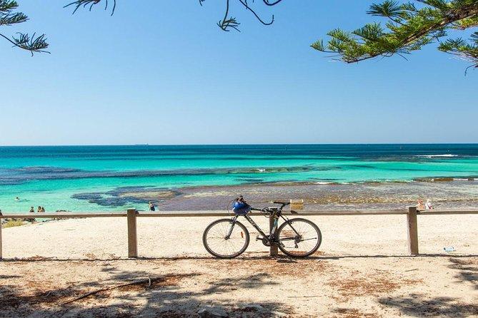 Rottnest Island Bike, Snorkel & Ferry Package from Perth