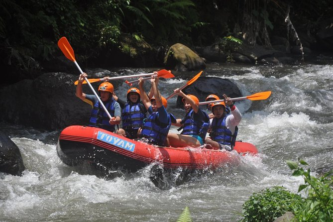 Rafting Adventure - Long track (2 hour)