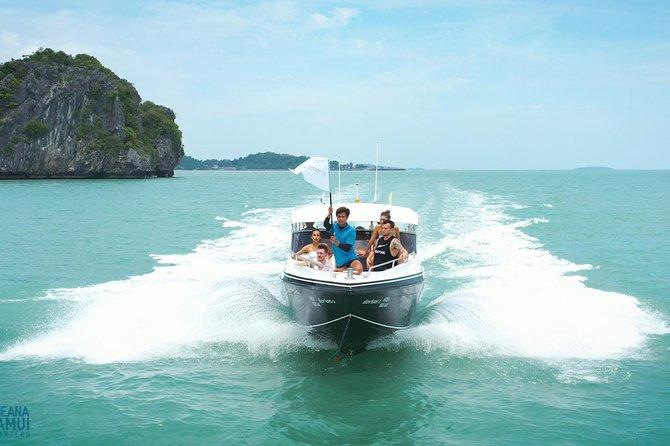 The Island Hopper VIP Tour from Koh Samui