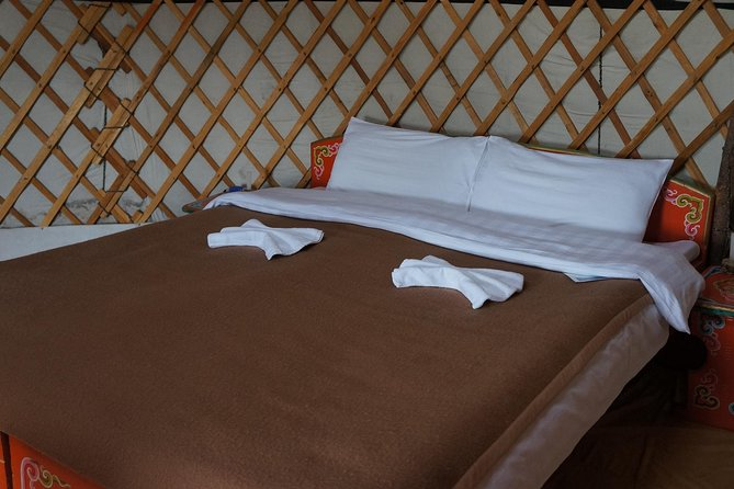 Mongolian SPA & THERAPY - WOMEN ONLY tour