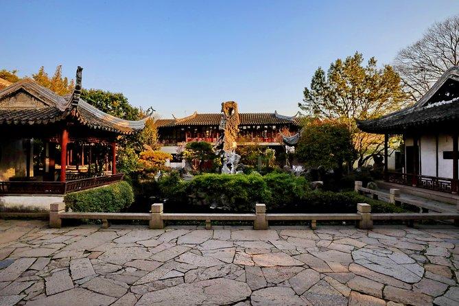 Suzhou Private Tour: Suzhou Silk Museum, Lingering Garden Tiger Hill and More photo 7