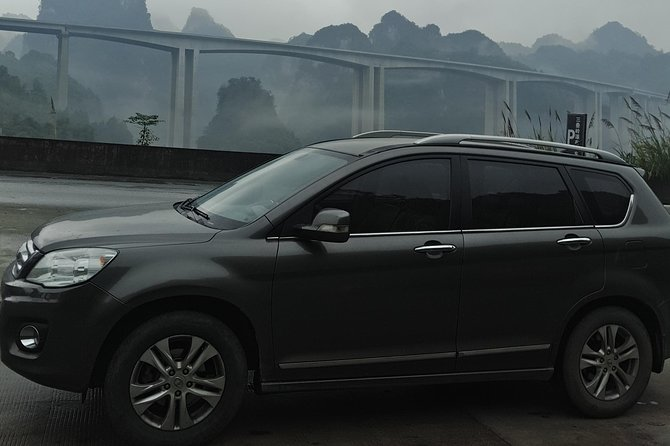 Private Transfer from Xi'an hotel to Xi'an train station