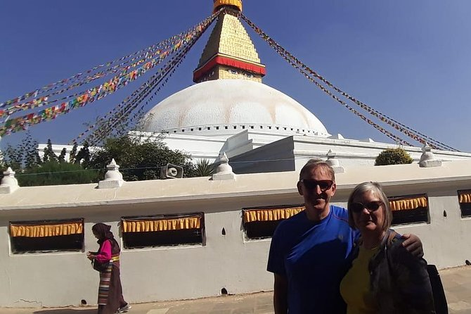 Full Day Guided Kathmandu World Heritage City Tour by Private Car