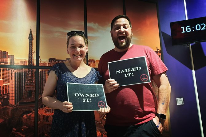 Vegas Hangover Escape Room photo 1