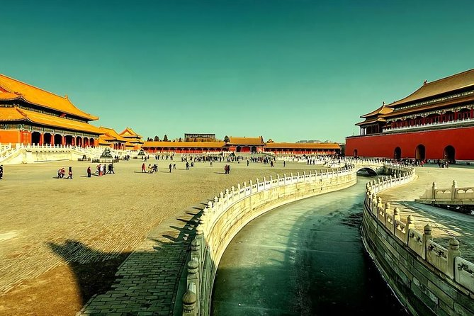 Shanghai Private Bullet Train Trip to Beijing Including Forbidden City Tour