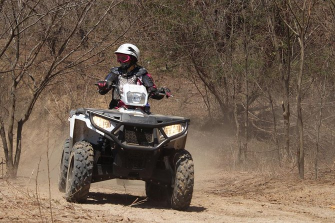 ATV Tour Double Rider (2 Adults) plus Biking tour