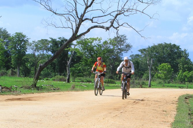 Cycle through 2000 years of sacred history and culture – Anuradhapura