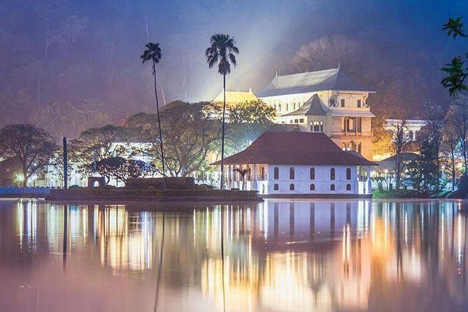 Kandy, Nuwara Eliya & Ella (3 Days) tour from Colombo/Negombo