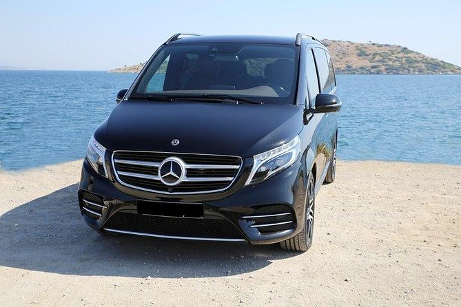 Athens Intl Airport to Piraeus Port Luxury Transfers