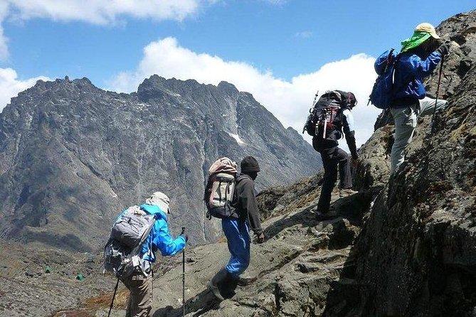7 Days Rwenzori Summit (Margherita Peak) Hike