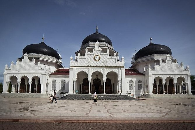 Aceh Private Customized Full-Day Tour with English Speaking Driver