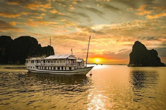 Seasun Cruise 2 Days 1 Night Stay On Boat