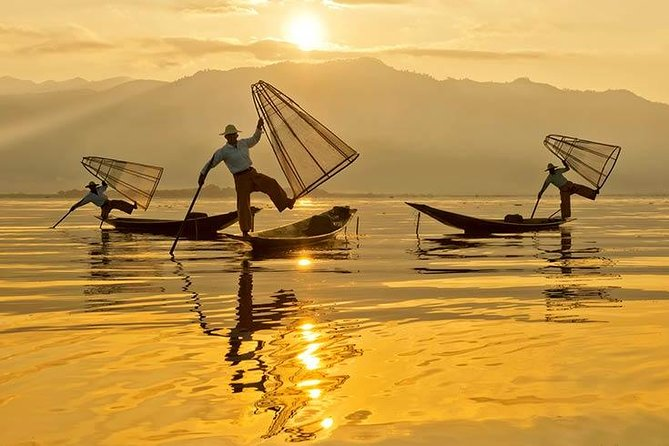 Best experience out on Beautiful Inle Lake