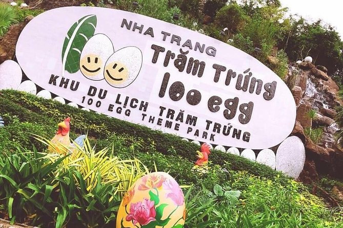 100 Egg Theme Park Experience in Nha Trang
