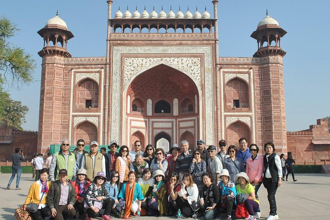 From Agra:- Private Day Trip To Agra By Air photo 6