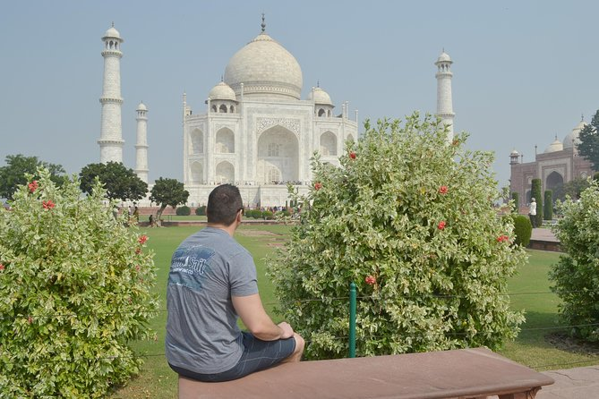 From Agra:- Private Day Trip To Agra By Air