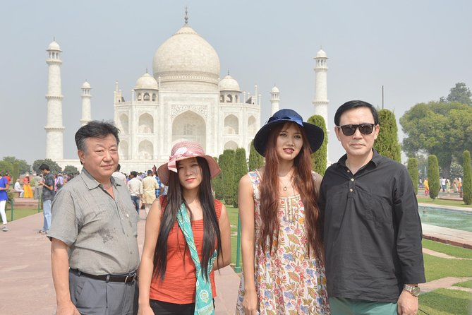 From Agra:- Private Day Trip To Agra By Air photo 2