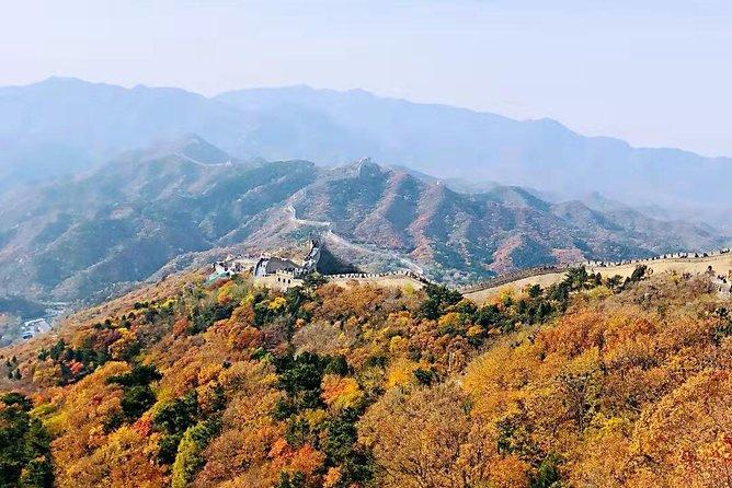 Jinshanling Great Wall Bus Tour