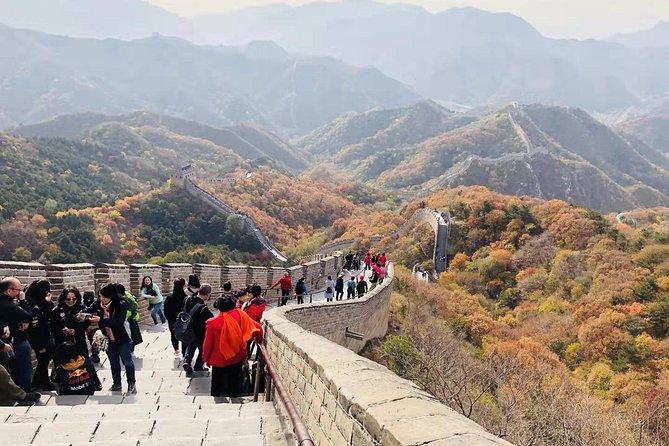 JinShanLing Greatwall Bus Tour *