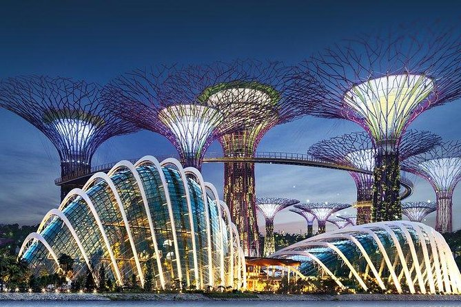Private Tour - Garden by the Bay