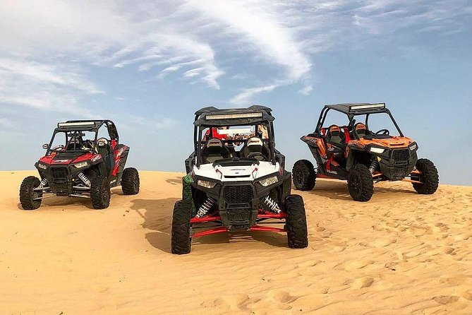 Morning Dune Buggy Dubai Self Ride With Private Transfers From Dubai