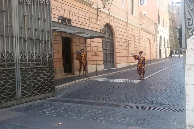 The Vatican City exclusive tour !!! No line !!! With guide !!! photo 3