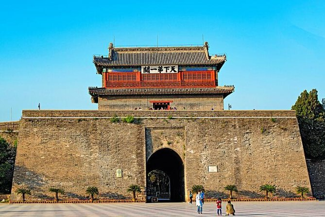 Qinhuangdao Private Day Trip: Shanhaiguan Great Wall and Old Dragon's Head