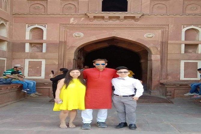 Fatehpur Sikri Private Half Day Tour