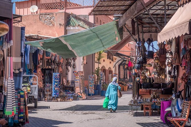 Half day Colourful souks guided tour
