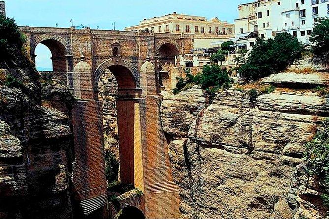 Viagem de um dia para Ronda e Setenil saindo de Granada