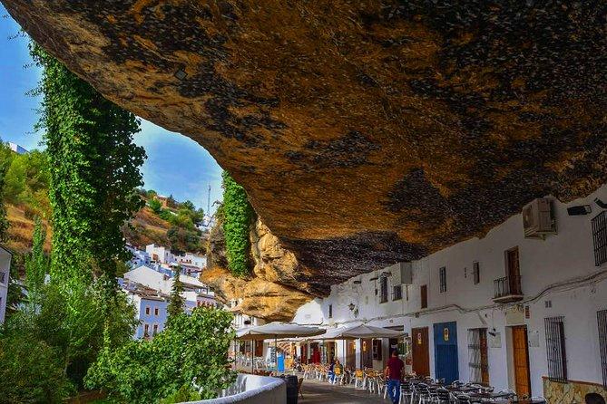 Day trip to Ronda and Setenil from Granada
