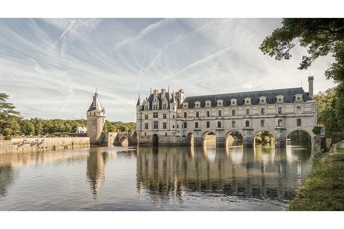 Photography tour of Château Chenonceau