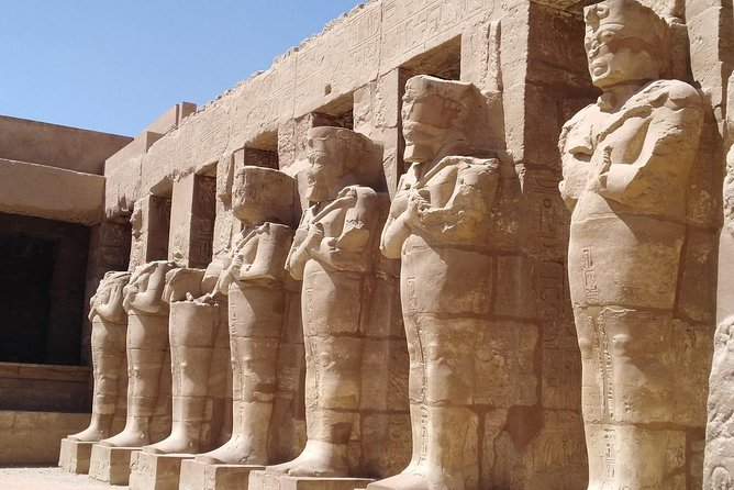 Luxor Tour From Hurghada in Two Days