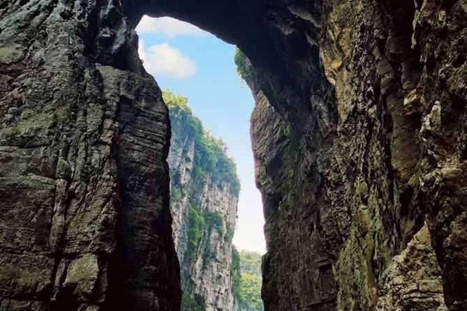 Chongqing Wulong Private Day Trip: Wulong Karst National Geology Park