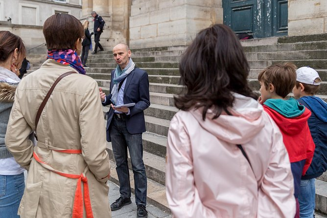 America's Founding Fathers in Paris Guided Historic Walk