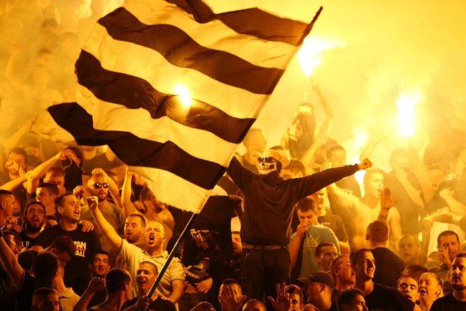 Culture walk: Hooligans Tour - Storm over Belgrade