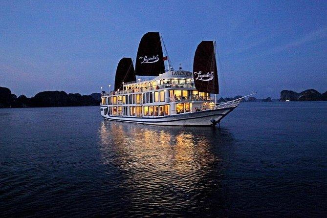 Halong Bay- Lan Ha Bay - Lapinta Cruise 5 Star Cruise