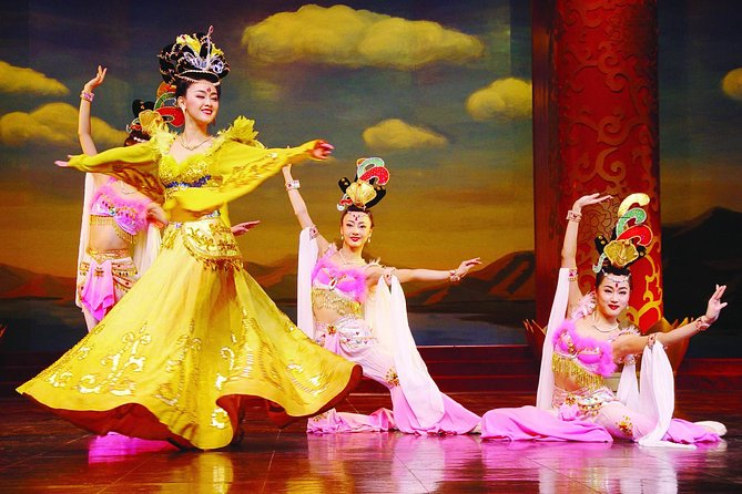 Skip the Line: Tang Dynasty Show Tickets in Xi'an