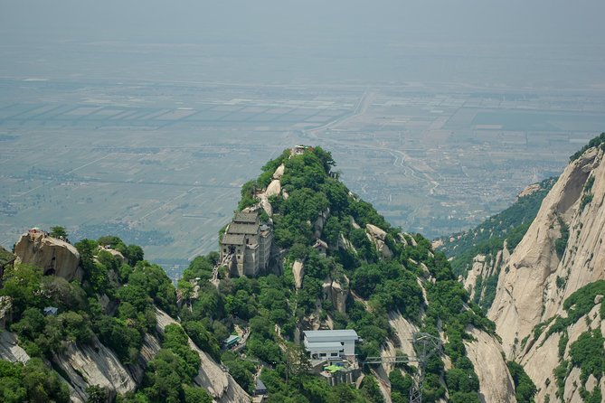 Private One Day Trip to Mt. Hua from Xi'an City