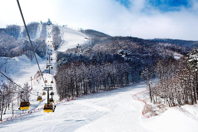4Days/3Nights Winter Korea (all included)