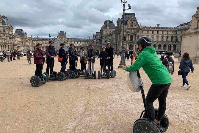 Discover Paris 180 min Segway Tour