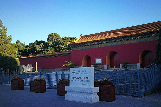 Beijing Layover Tour to Mutianyu Great Wall and Ming Tomb photo 3