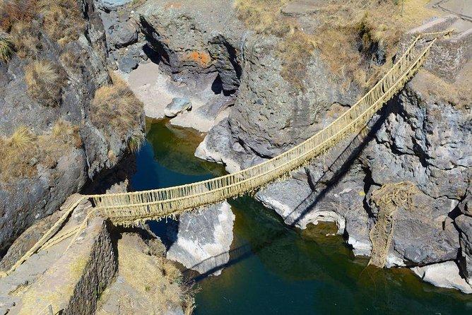 Q'eswachaka - Excursion to the Last Inca Bridge