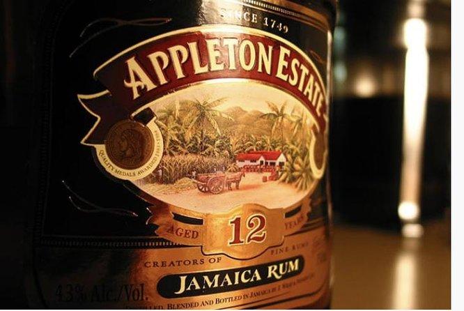 Appleton Estate Rum Private Tour