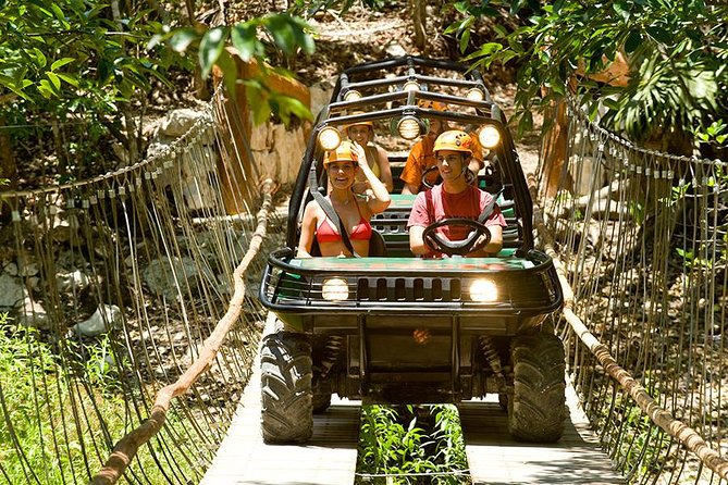 Xplor all inclusive with transportation from cancun