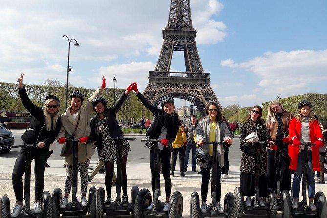 Experience Segways in Paris 90 min