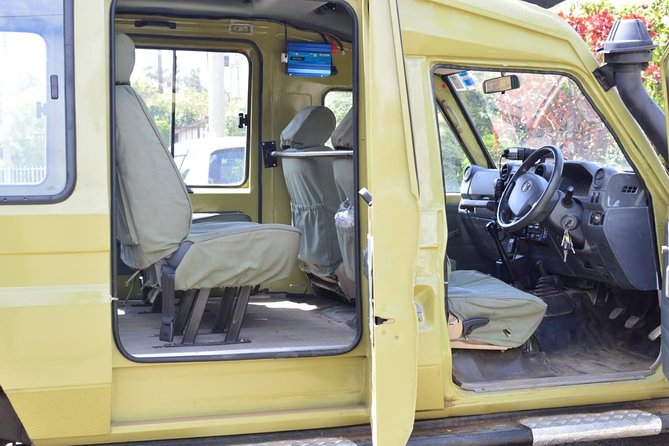 Landcruiser 4*4 Safari Vehicle - Rental From Nairobi