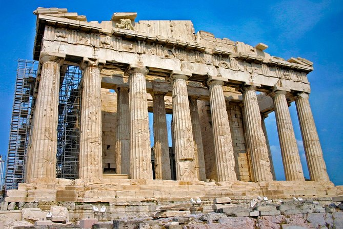 Athens/Acropolis & Ancient Corinth, Acrocorinth, Canal - private tour (10 hours)
